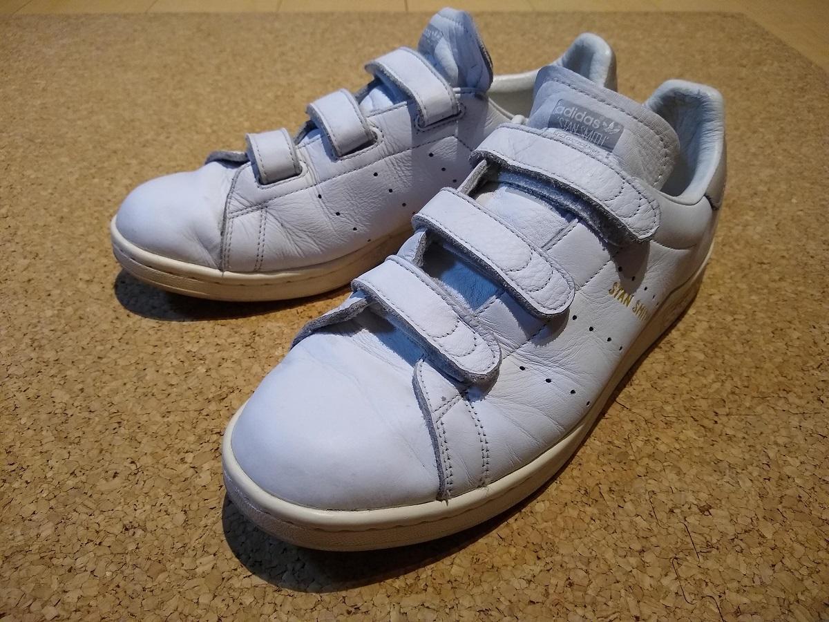 靴 黄ばみ 白い