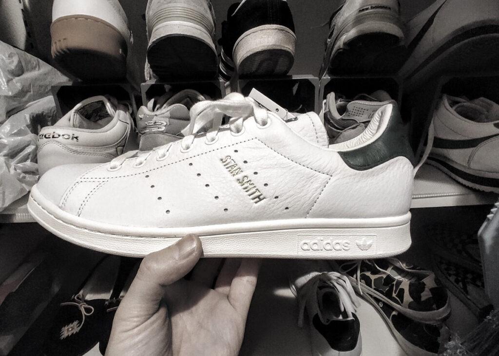 フラットソールの靴